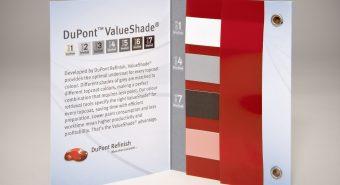 DuPont Refinish: ValueShade actualizado e simplificado