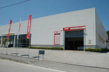 Rino. Inauguração de nova oficina em Leiria