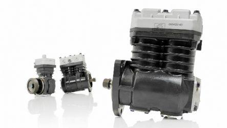 DT Spare Parts. Família de compressores para camiões e autocarros