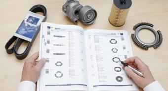 DT Spare Parts. Gama para Mercedes-Benz Atego/Econic