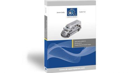 DT Spare Parts – Novo catálogo para Fiat Ducato, Peugeot Boxer e Citroën Jumper