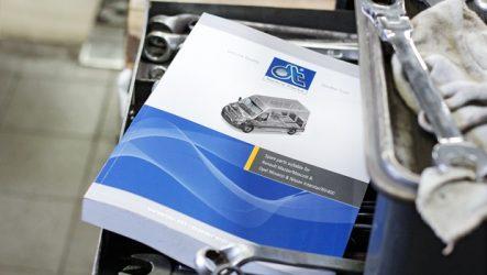 DT Spare Parts – Novo catálogo de peças para comerciais Renault, Opel e Nissan