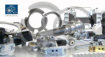 DT Spare Parts. Cilindros da caixa de velocidades para camiões e autocarros
