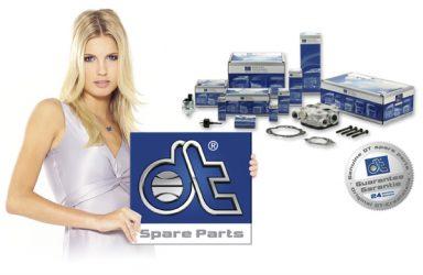 DT Spare Parts. Novo catálogo de produtos
