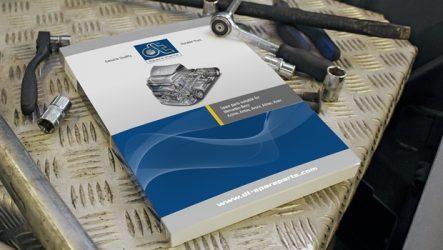 DT Spare Parts. Novo catálogo para comerciais Mercedes