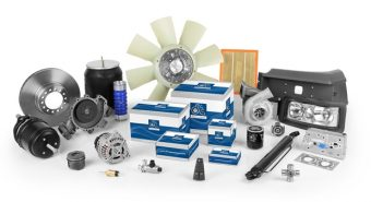 DT Spare Parts – Novo design de embalagens 'Blue Box'