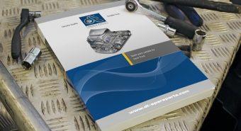 DT Spare Parts. Novo catálogo de peças para Iveco