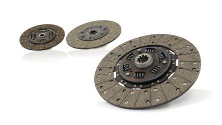 DT Spare Parts. Discos de embraiagem para camiões e autocarros