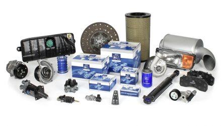 DT Spare Parts. Catálogo de peças para veículos Iveco
