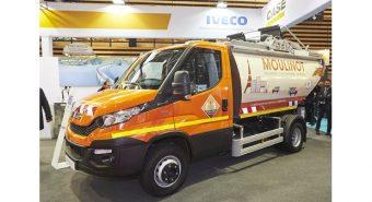 Iveco – Moulinot Compost & Biogaz recebe a primeira Daily CNG