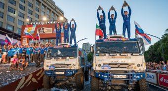 Continental – Vitoriosa no Dakar e Africa Eco Race