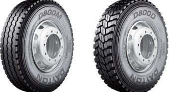 Dayton – Novos pneus on/off-Road