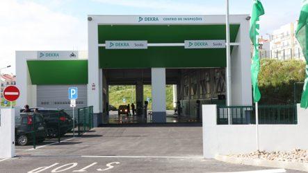 Dekra. Inauguração do primeiro centro de inspeção em Mafra