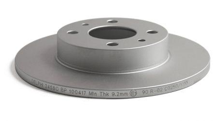 Delphi – Discos de travão certificados pela norma ECE R90