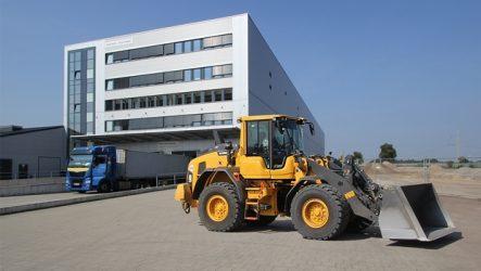 Diesel Technic – Alargamento das instalações da sede em Kirchdorf