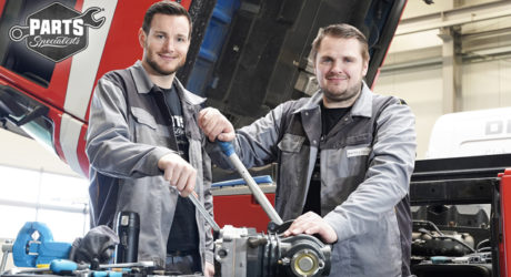 Conselhos Parts Specialists sobre compressores