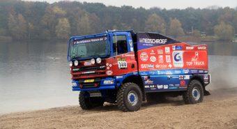 DT Spare Parts. Marca desafia o deserto no Dakar