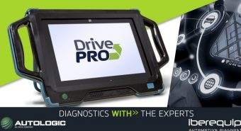 Iberequipe lança novo equipamento DrivePRO da Autologic