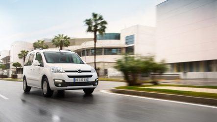 Citroën – Berlingo Multispace ganha versão elétrica