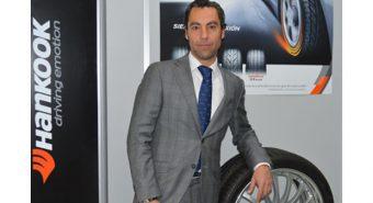 Hankook. Novo diretor comercial & marketing para a península Ibérica