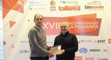 EVolution premiada em Espanha