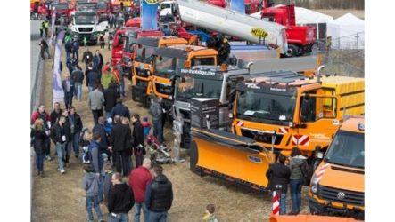 MAN – Trucknology Days 2017 em Munique