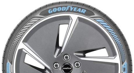 Goodyear revela nova tecnologia Electric Drive