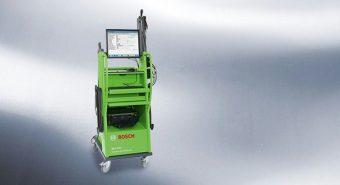 Bosch. Novos equipamentos de acordo com a norma 5 em vigor a partir de julho