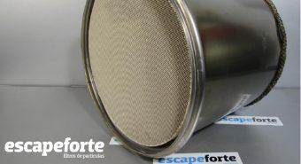 Escape Forte apresenta soluções para norma Euro 6