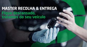 Euromaster lança serviço Master Recolha & Entrega