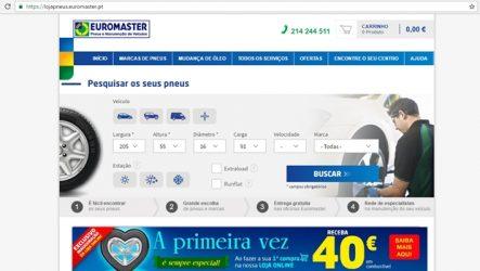 Euromaster – Loja online em Portugal