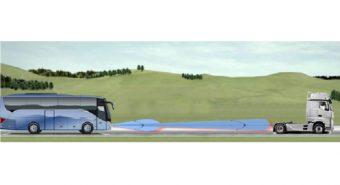 Mercedes e Setra. Autocarros com novos sistemas de segurança de série