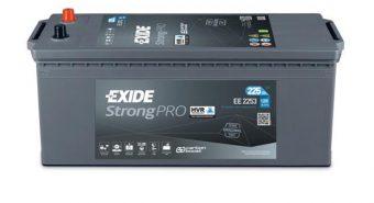 Exide – Nova bateria StrongPRO para camiões