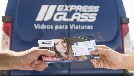ExpressGlass – Parceria com marca Sonax