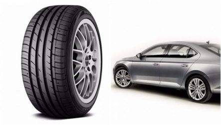 Falken – OE no Skoda Superb
