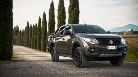 Fiat Professional – Versão Cross reforça gama Fullback