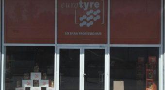 Euro Tyre – Nova loja em Coimbra