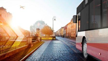 Firestone – Primeiro pneu específico para autocarros urbanos