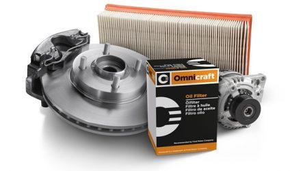Ford – Nova marca de peças Omnicraft