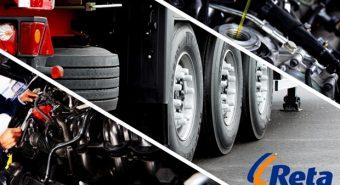 Reta – Novo serviço de pneus para pesados
