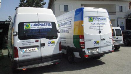 Euromaster – Novo centro em Oliveira de Frades