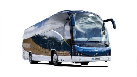 Volvo. Oito novos chassis B13R para a Douro Azul