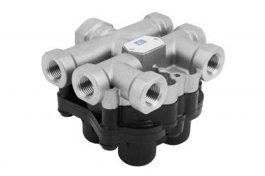 DT Spare Parts. Válvulas de proteção de 4 circuitos (informação técnica)