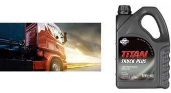 Fuchs. Titan Truck PLUS SAE 15W-40 reformulado