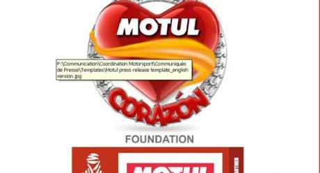 "Fundação ""Motul Corazón"" leva jovens ao Dakar"