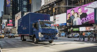 Fuso – eCanter apresentada oficialmente em Nova Iorque