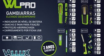 Gambiarras Vallux WLPro