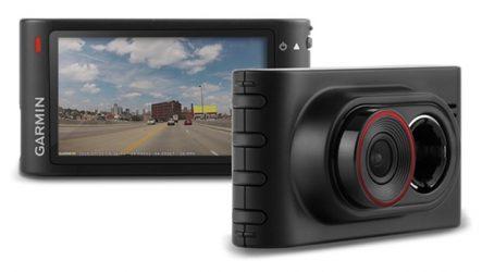 Garmin. Câmaras de vídeo para a estrada