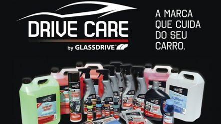 Glassdrive – Linha de produtos Drive Care