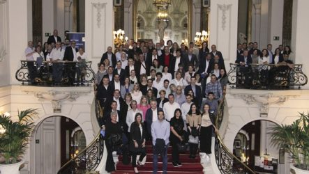 Glasurit – Jornada de trabalho realizada em Madrid